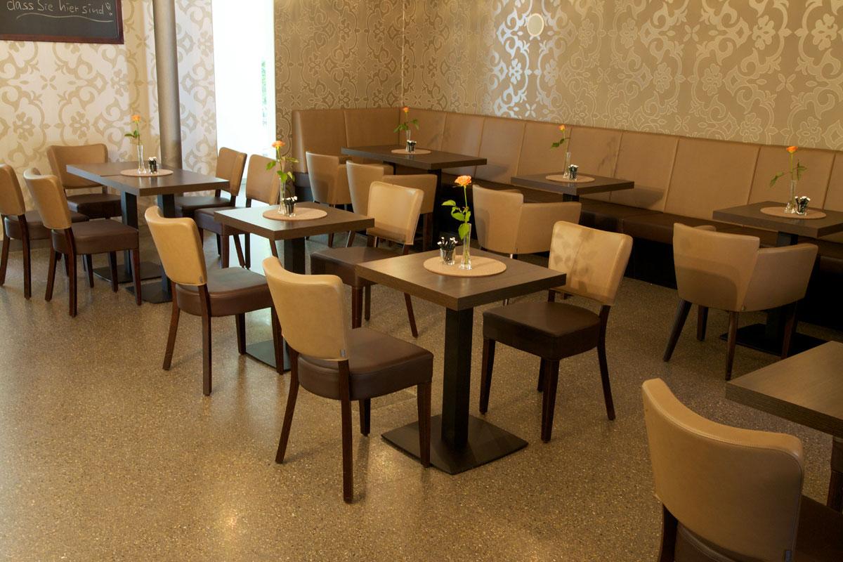 Planic einrichten und dekorieren for Raumgestaltung cafe